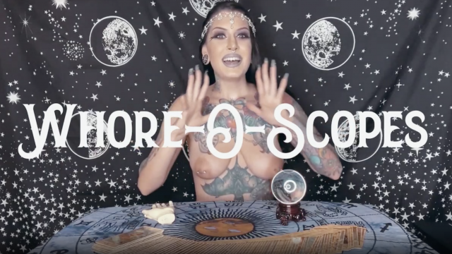 Whore-O-Scopes w/Lady Luna